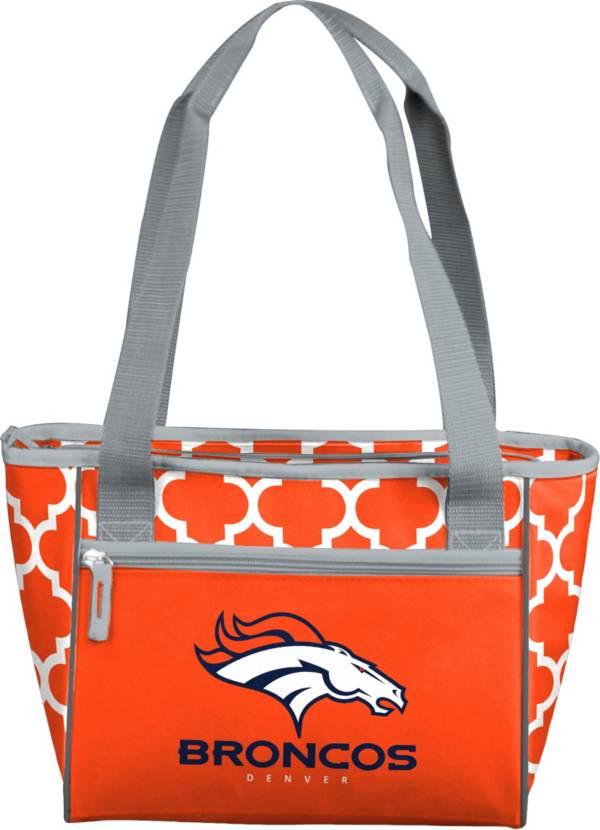 Denver Broncos 16 Can Cooler product image