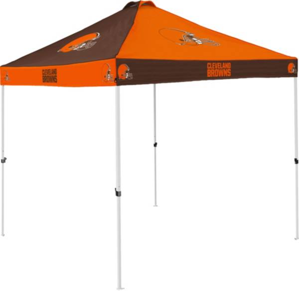 Cleveland Browns Checkerboard Tent product image