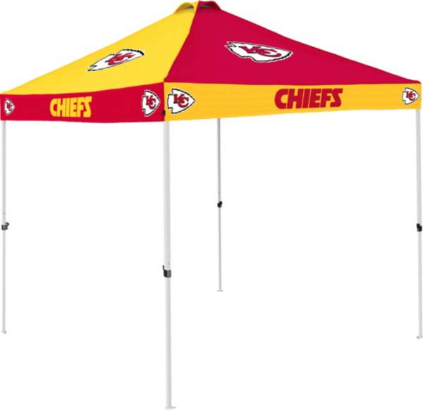 Kansas City Chiefs Checkerboard Tent product image