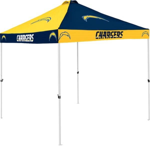 Los Angeles Chargers Checkerboard Tent product image