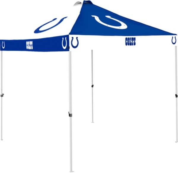 Indianapolis Colts Checkerboard Tent product image