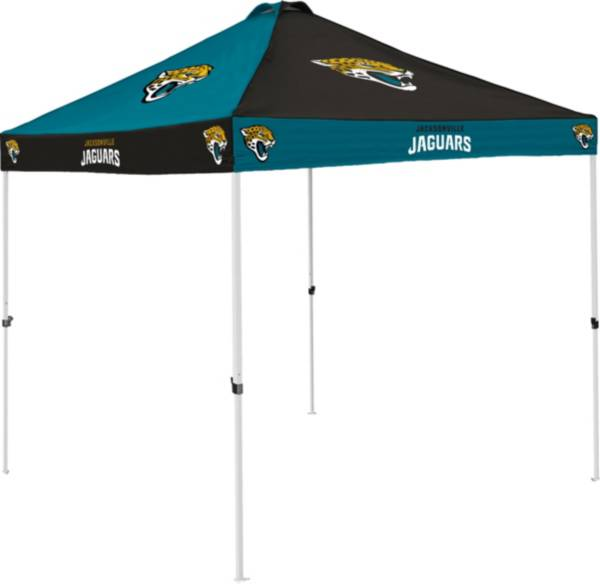 Jacksonville Jaguars Checkerboard Tent product image
