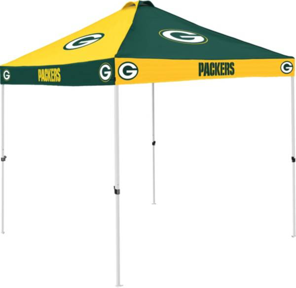 Green Bay Packers Checkerboard Tent product image