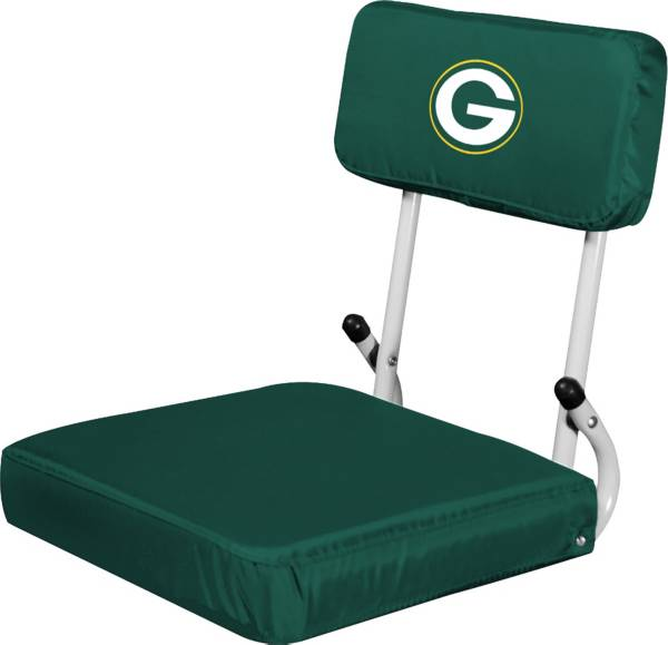 Green Bay Packers Hardback Stadium Seat product image