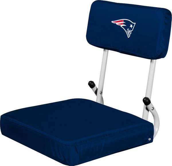 New England Patriots Hardback Stadium Seat product image