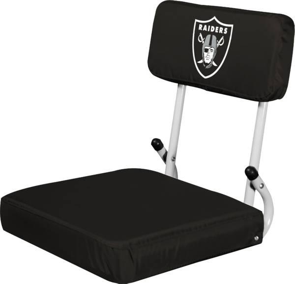 Las Vegas Raiders Hardback Stadium Seat product image