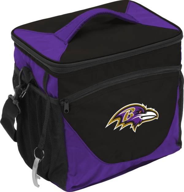 Baltimore Ravens 24 Can Cooler product image
