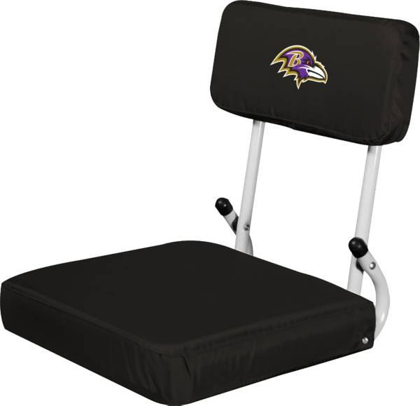 Baltimore Ravens Hardback Stadium Seat product image