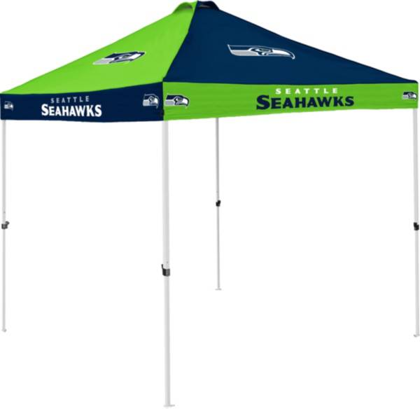 Seattle Seahawks Checkerboard Tent product image