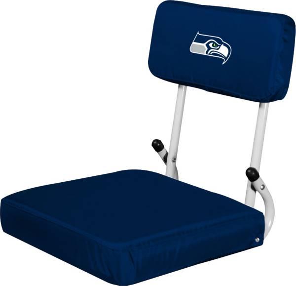 Seattle Seahawks Hardback Stadium Seat product image