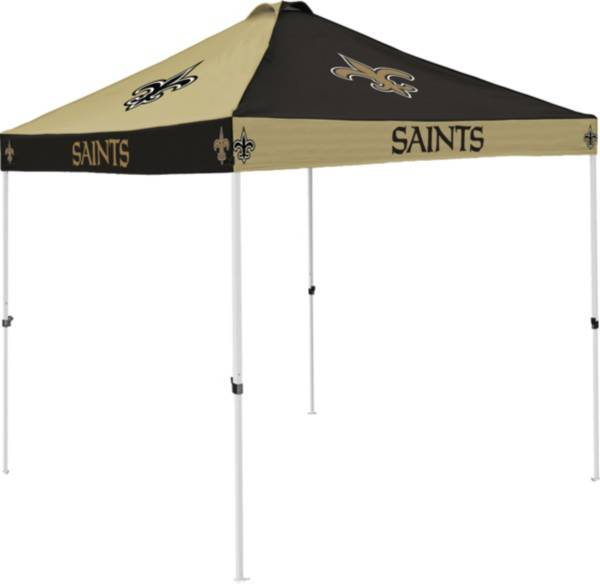 New Orleans Saints Checkerboard Tent product image
