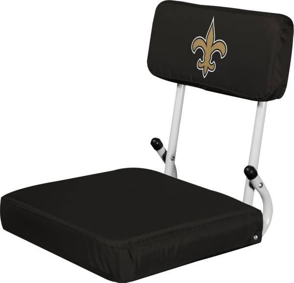 New Orleans Saints Hardback Stadium Seat product image