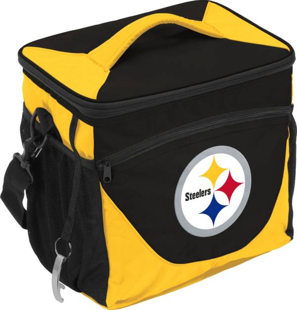 Pittsburgh Steelers 24 Can Cooler product image