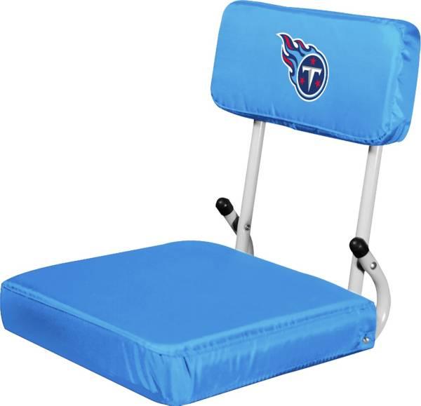 Tennessee Titans Hardback Stadium Seat product image