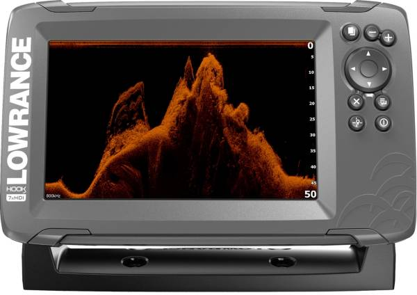 Lowrance HOOK2-7x Tripleshot GPS Fish Finder (000-14022-001) product image