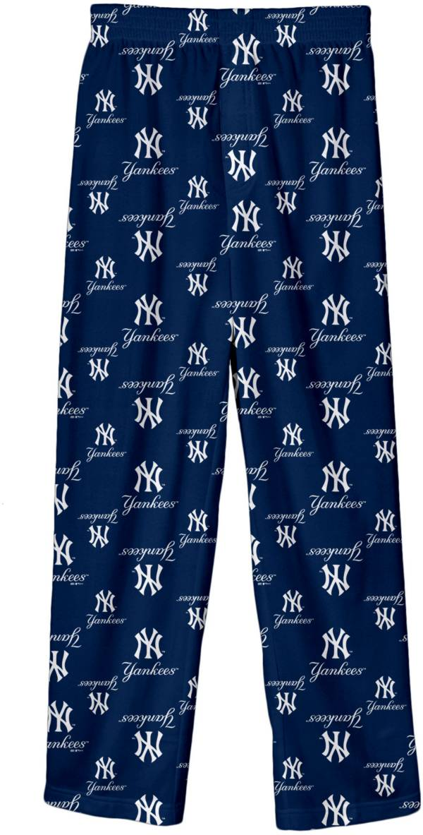 Majestic Youth New York Yankees Team Logo Pajama Pants product image