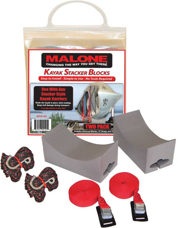 Malone Kayak Stacker Block Kit product image