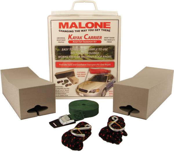 Malone Standard Roof Top Kayak Carrier Kit product image