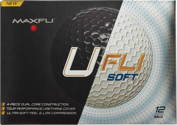 Maxfli UFli Soft Golf Balls product image