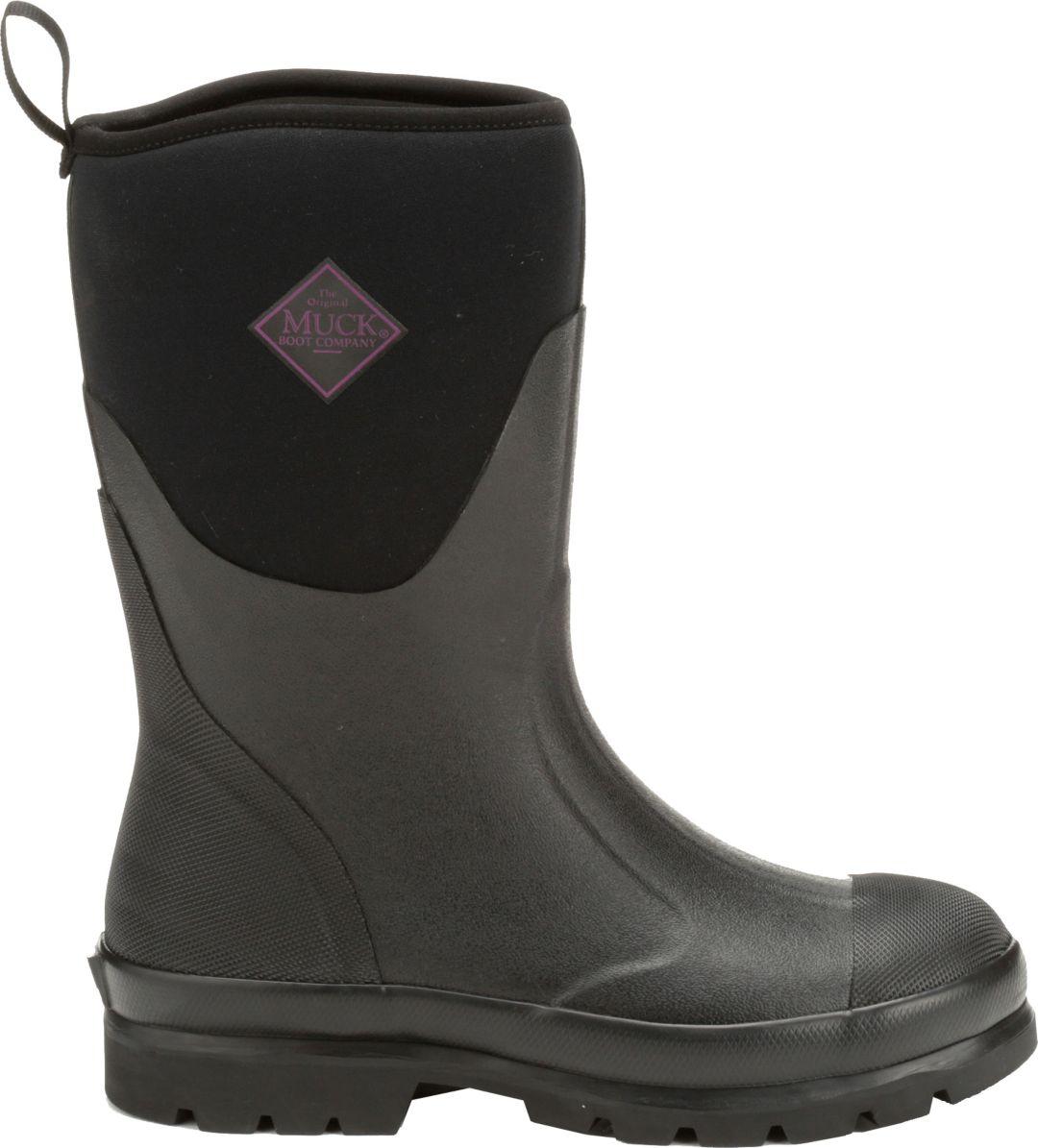 d476781f5e2 Muck Boots Women's Chore Mid Waterproof Work Boots