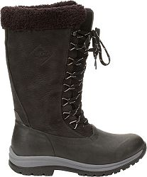 9503a8831ca Muck Boots Women's Arctic Apres Lace Tall Winter Boots