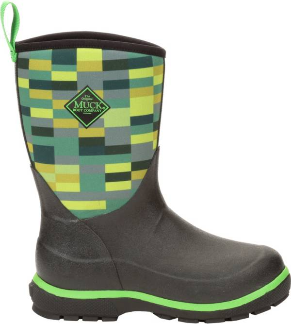 Muck Boots Kids' Element Print Waterproof Winter Boots product image