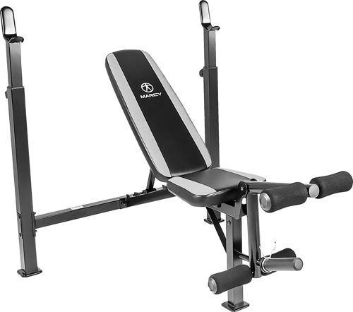 Marcy Mwb 4491 Olympic Weight Bench