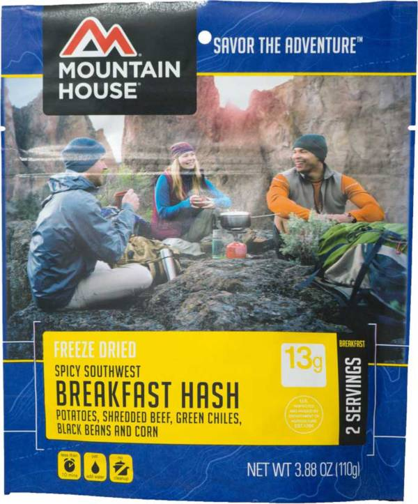 Mountain House Spicy Southwest Breakfast Hash product image
