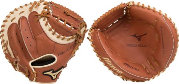 Mizuno 33.5'' Pro Select Series Catcher's Mitt product image