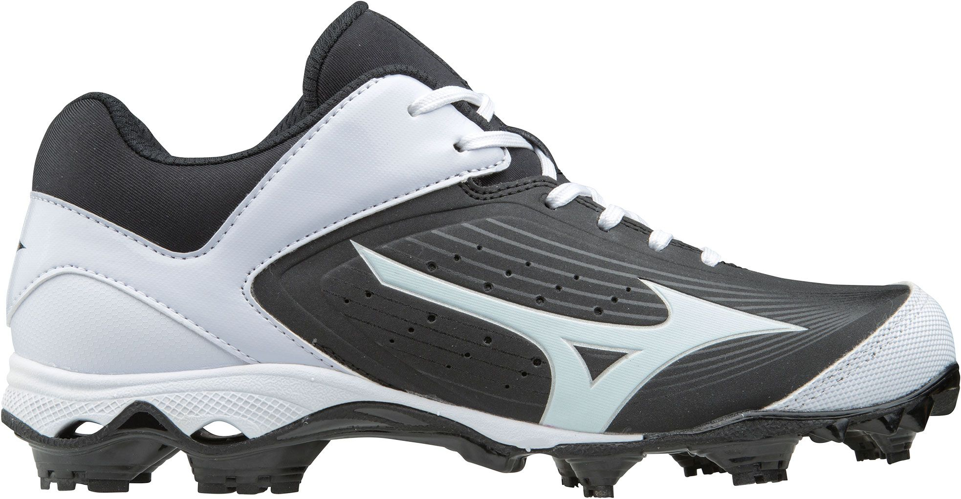 729e1e28dbae white mizuno metal softball cleats Mizuno Women\u0027s 9-Spike Advanced  Finch Elite 3 Softball Cleats .