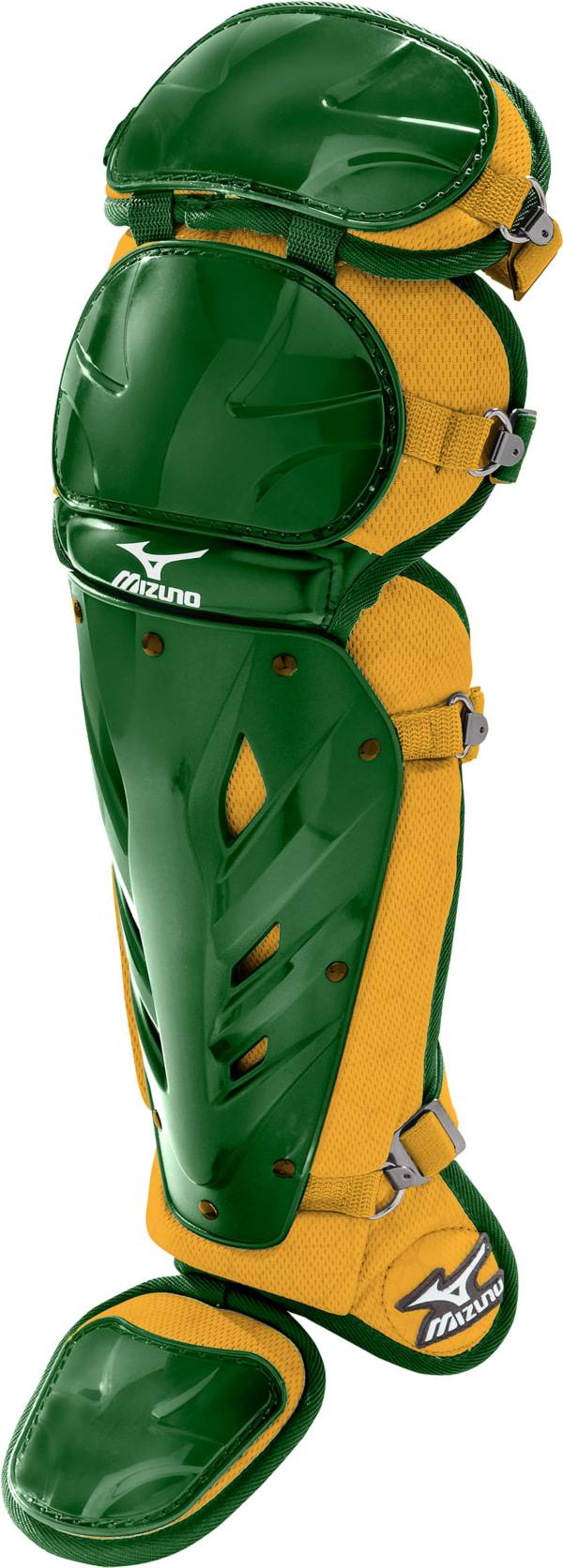 Mizuno Women's 15'' MSSGW1600 Fastpitch Catcher's Leg Guards product image