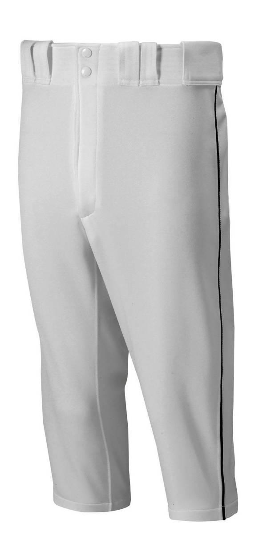 Mizuno Boys' Premier Short Piped Baseball Pants product image