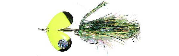 Musky Mayhem Double Cowgirl Spinnerbait product image