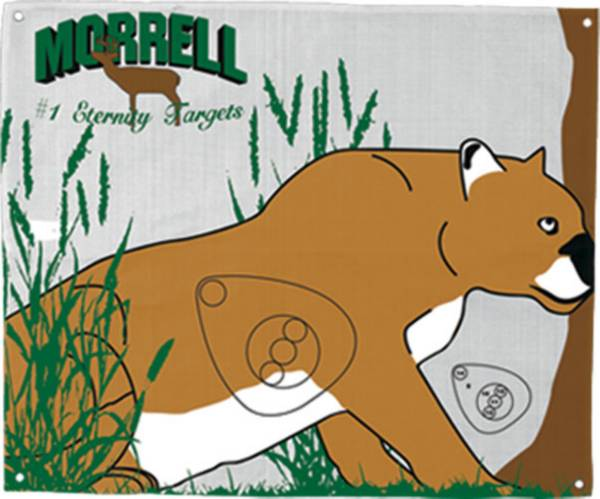 Morrell Mountain Lion Archery Target Face product image