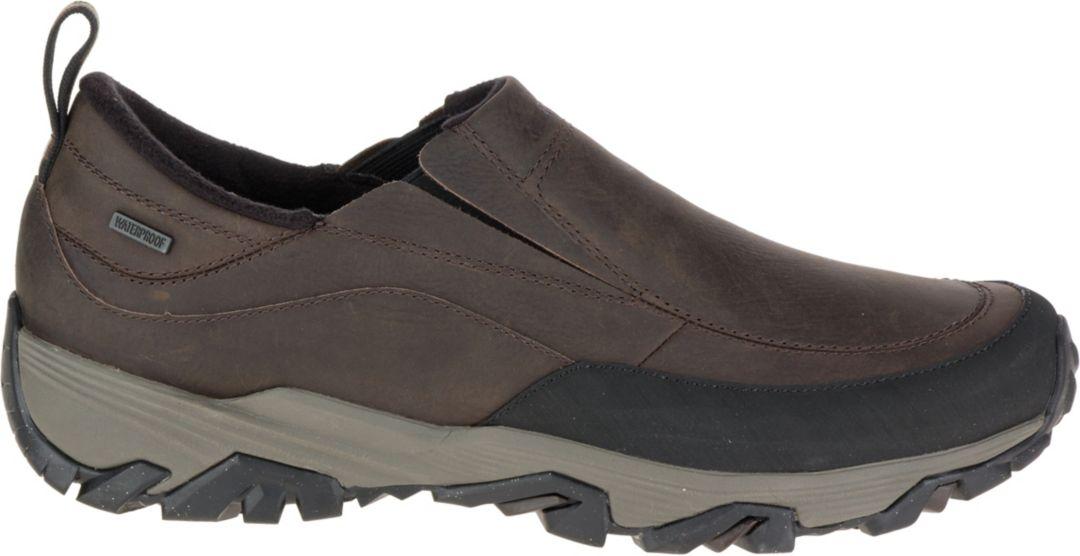 b1cd892559 Merrell Men's Coldpack Ice+ Moc Waterproof Winter Shoes