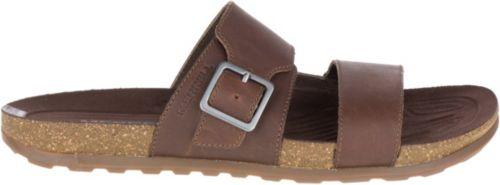 73093cf0676d Merrell Men s Downtown Slide Buckle Sandals
