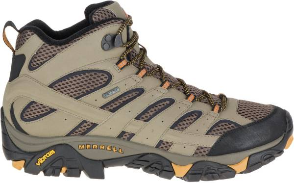 Merrell Mens Moab Mid Gore-Tex Walking Boot