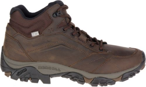 f32b3199de2f Merrell Men s Moab Adventure Mid Waterproof Hiking Boots