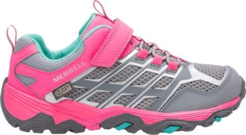 3f0e035dad7c Merrell Kids  Moab FST Low AC Waterproof Hiking Shoes. noImageFound.  Previous