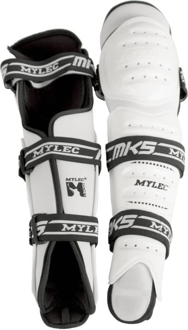 Mylec Senior MK5 Street Hockey Shin Guards product image
