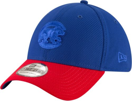 9229afe4a46 New Era Men s Chicago Cubs 39Thirty Tone Tech Stretch Fit Hat.  noImageFound. Previous