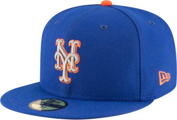 New Era Men's New York Mets 59Fifty Alternate 2 Royal Authentic Hat product image