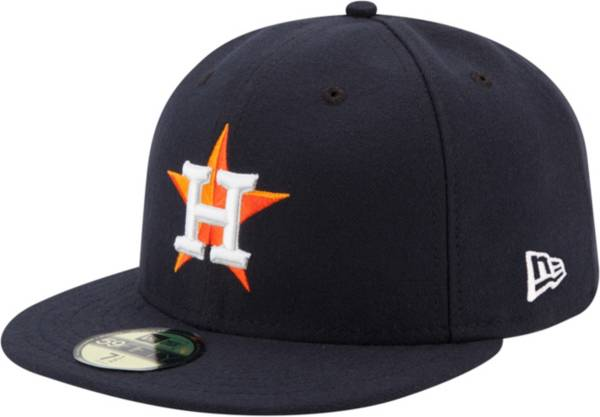 New Era Men's Houston Astros 59Fifty Home Navy Authentic Hat product image