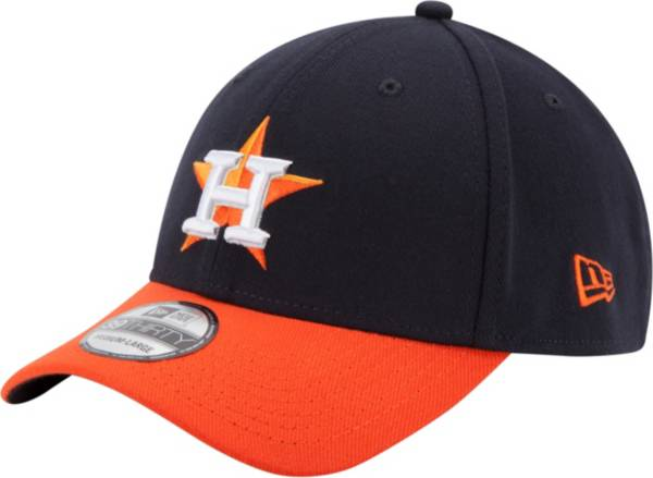 New Era Men's Houston Astros 39Thirty Classic Navy Stretch Fit Hat product image