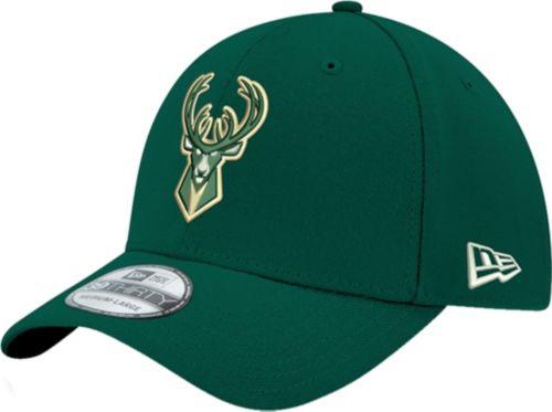 quality design ae157 3e3dc New Era Men s Milwaukee Bucks 39Thirty Stretch Fit Hat. noImageFound.  Previous
