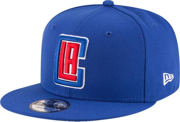 New Era Men's Los Angeles Clippers 9Fifty Adjustable Snapback Hat product image