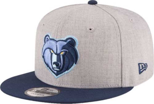 online store 45dff 44ae7 New Era Men s Memphis Grizzlies 9Fifty Adjustable Snapback Hat ...