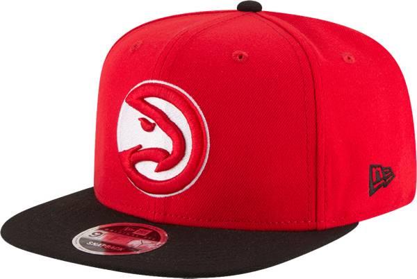 New Era Men's Atlanta Hawks 9Fifty Adjustable Snapback Hat product image