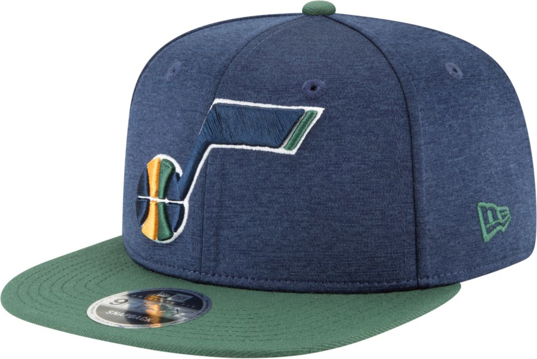 76bf98afd New Era Men's Utah Jazz 9Fifty Adjustable Snapback Hat