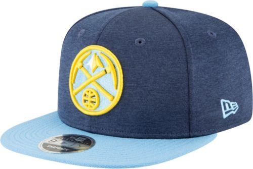 reputable site 1df72 22472 New Era Men s Denver Nuggets 9Fifty Adjustable Snapback Hat. noImageFound.  Previous